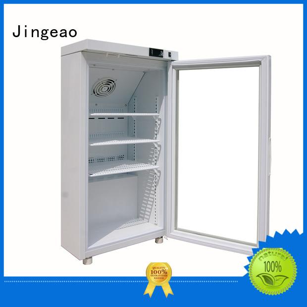 Jingeao medical pharmaceutical refrigerator supplier for drugstore
