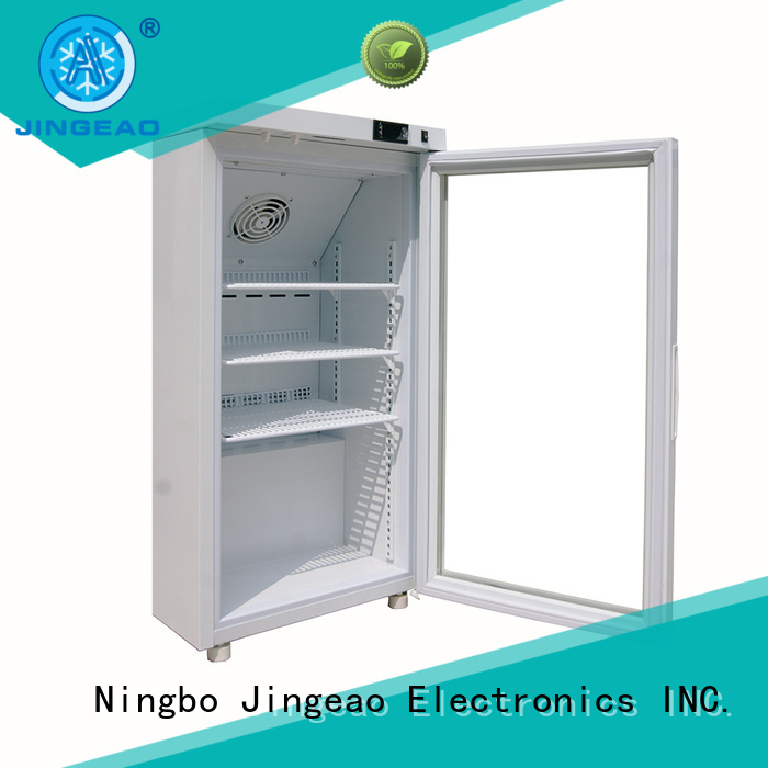 Jingeao easy to use medical refrigerator China for drugstore