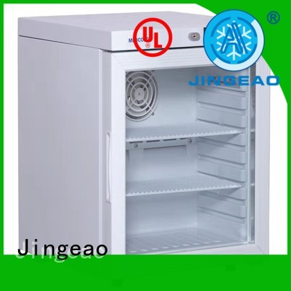 Jingeao accurate medical refrigerator speed for drugstore