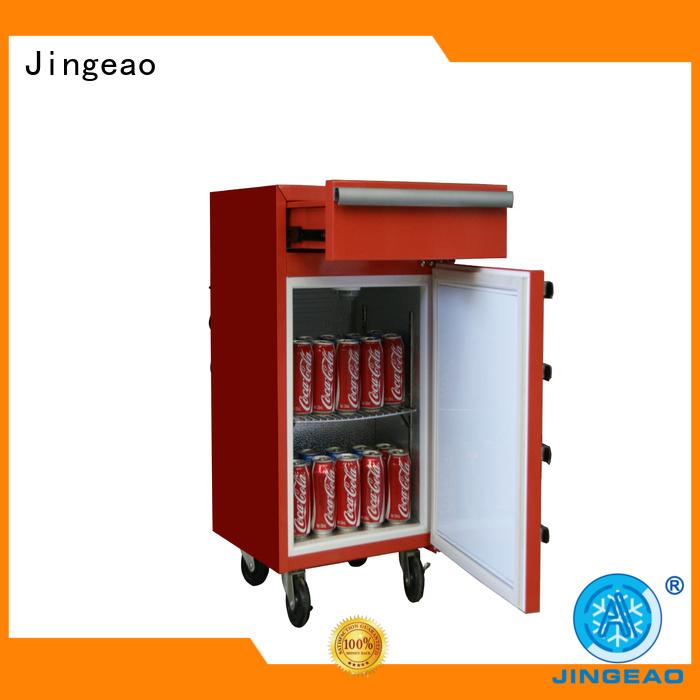 high quality toolbox mini fridge for company Jingeao
