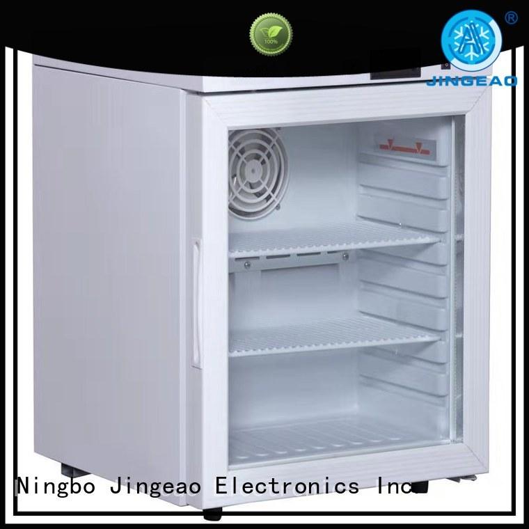 Jingeao multiple choice lockable medication fridge effectively for drugstore