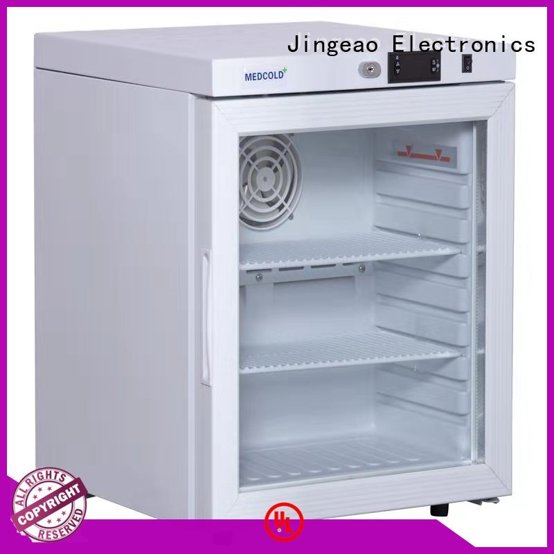 Jingeao high quality pharmaceutical refrigerator experts for pharmacy