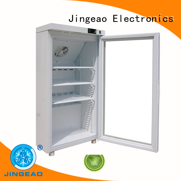 Jingeao pharmaceutical fridge supplier for pharmacy