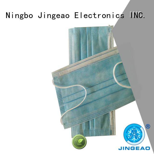 Jingeao reliable nurse mask company for virus prevention