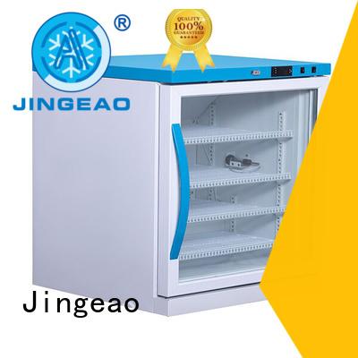 Jingeao high quality portable medical fridge for drugstore