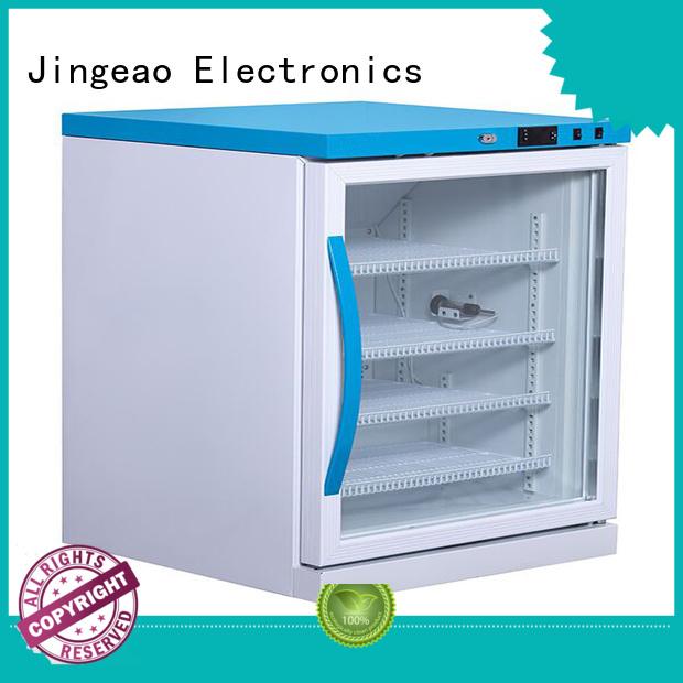 Jingeao fridge portable medical fridge owner for drugstore