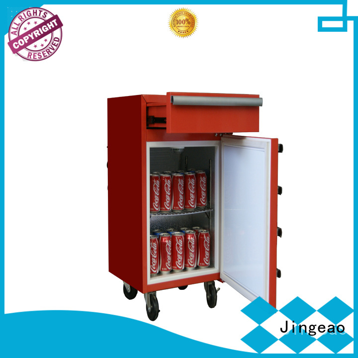 Jingeao tooth toolbox cooler export