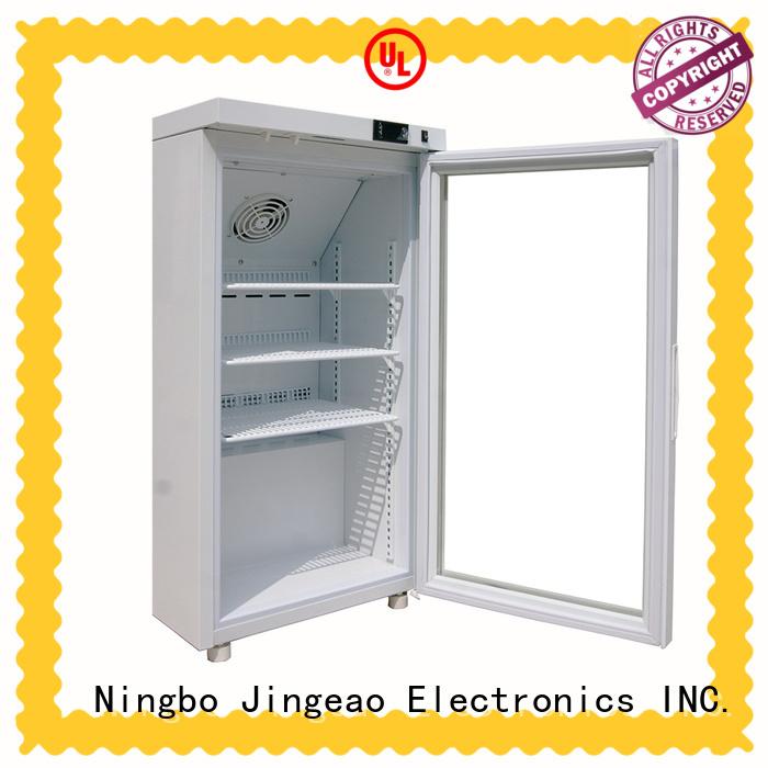 Jingeao medical pharmaceutical refrigerator testing for pharmacy