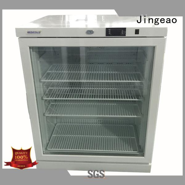 Jingeao efficient medical refrigerator price fridge for hospital