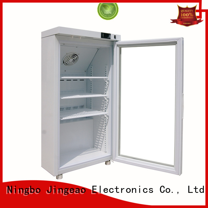 Jingeao efficient Mdeical Fridge testing for pharmacy