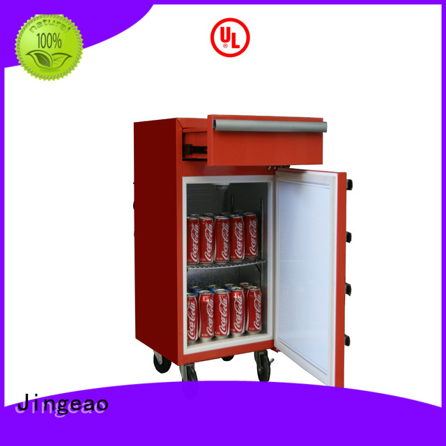 low-cost toolbox fridge glass for wholesale for store