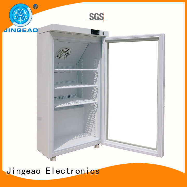 Jingeao high quality pharmacy freezer temperature for drugstore