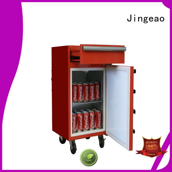 Jingeao accurate small commercial fridge for bar