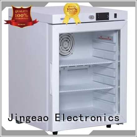 Jingeao medical pharmacy fridge development for pharmacy
