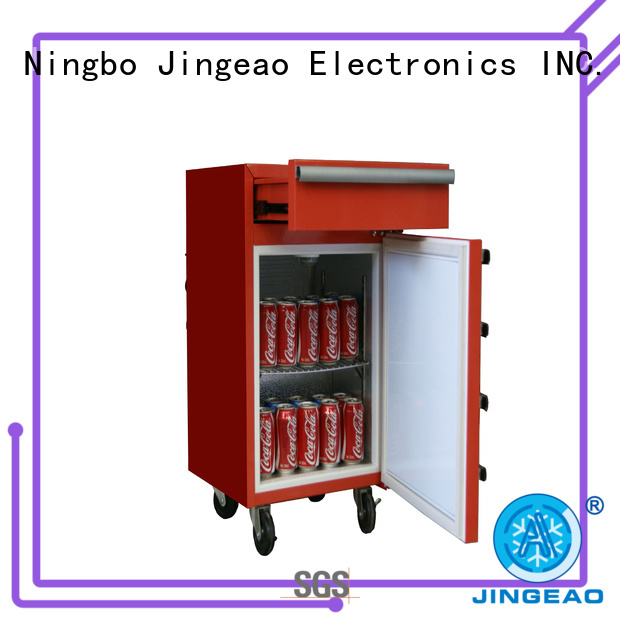Jingeao automatic toolbox refrigerator manufacturer for hotel