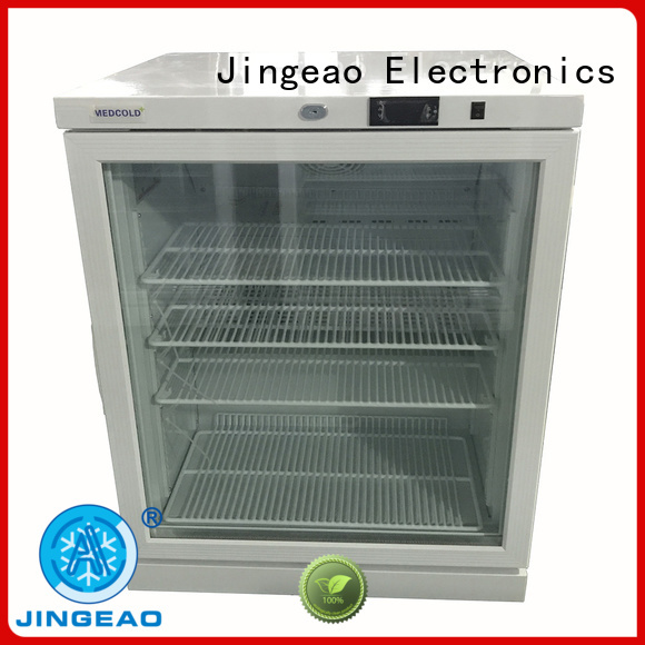 Jingeao accurate small medical refrigerator medical for drugstore