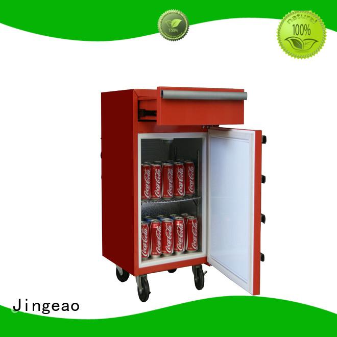 Jingeao easy to use toolbox freezer marketing for restaurant