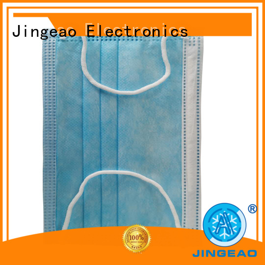 Jingeao surgical face mask supplier for virus prevention