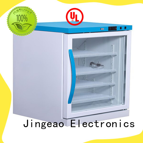 Jingeao low-cost pharmacy fridge China for pharmacy