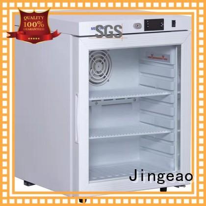 Jingeao high quality medical fridge price equipment for pharmacy