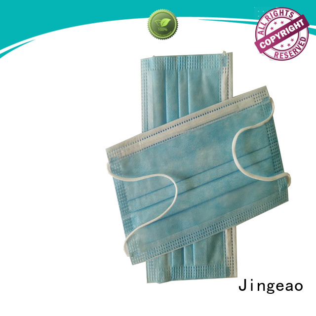 Jingeao reliable surgery mask company for medical industry