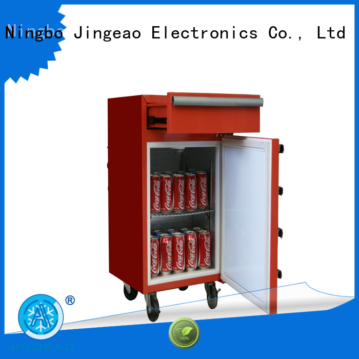 automatic toolbox freezer glass for wholesale for market