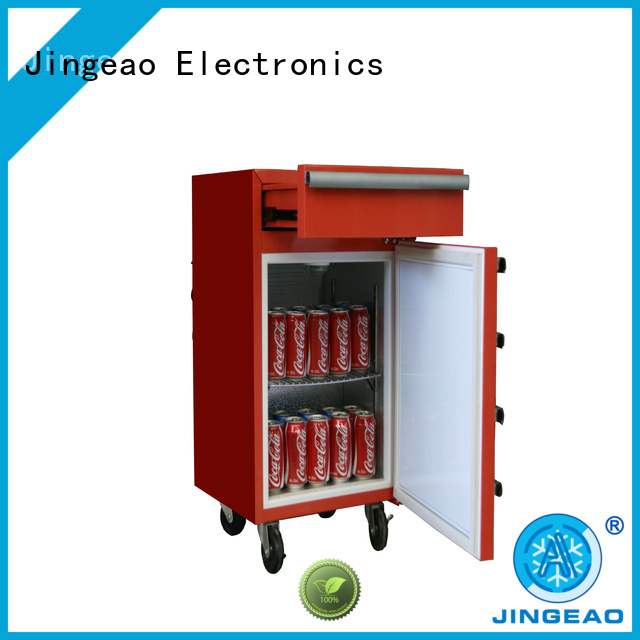 Jingeao easy to use tool box refrigerator for wine