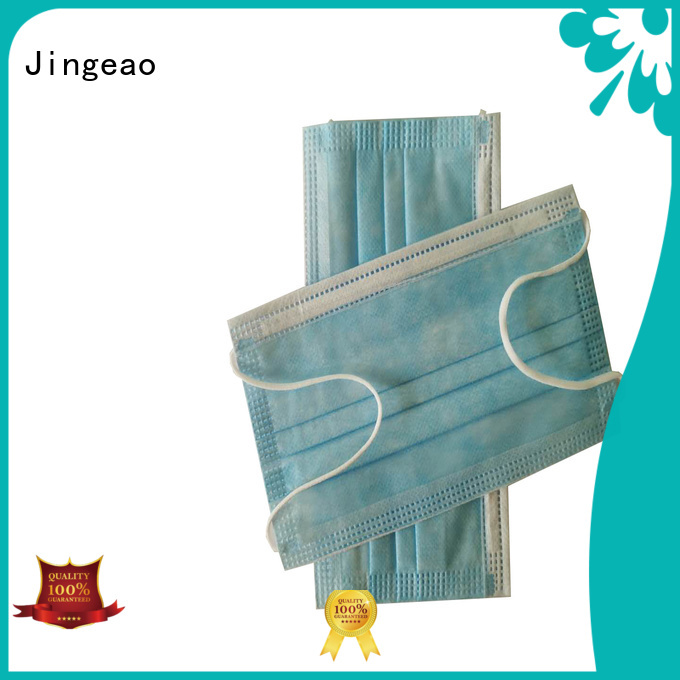 Jingeao good quality surgical face mask supplier for medical industry