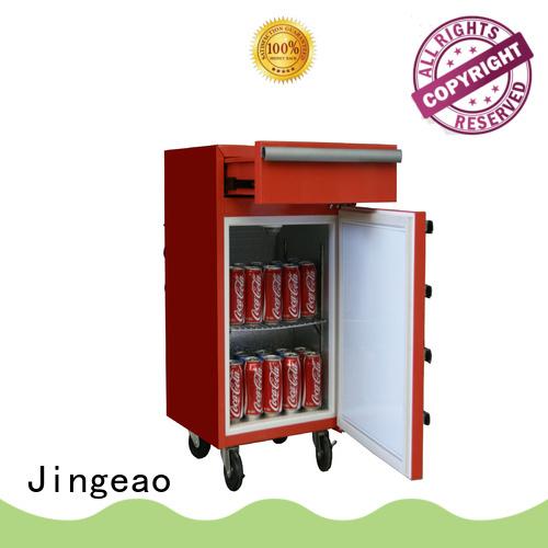 drawers toolbox bar fridge for school Jingeao