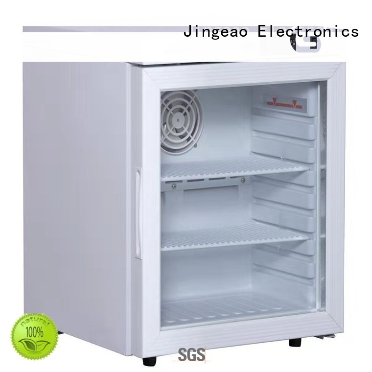 Jingeao efficient pharmaceutical fridge speed for drugstore