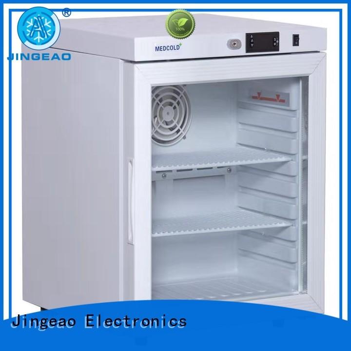 Jingeao easy to use pharmaceutical refrigerator China for hospital