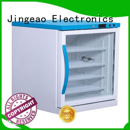 Jingeao liters pharmacy fridge temperature for hospital