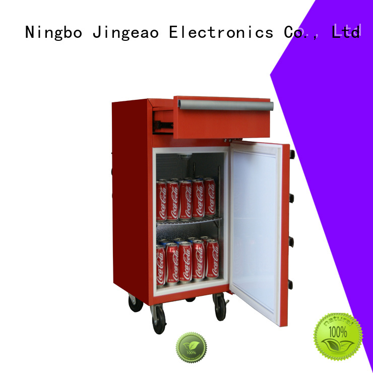 Jingeao drawerstoolbox tool box refrigerator for market