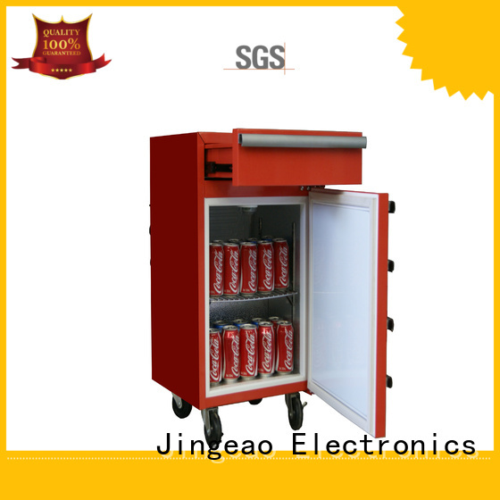 Jingeao multiple choice compact refrigerator tooth for supermarket
