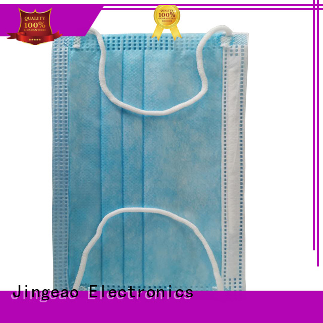 reliable disposable medical face mask company for virus prevention