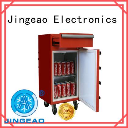 Jingeao fashion design toolbox cooler for company