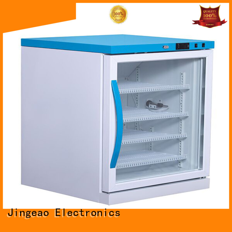 Jingeao fridge medical refrigerator temperature for hospital