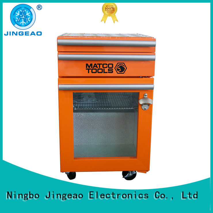 Jingeao accurate tool box refrigerator for wholesale for company