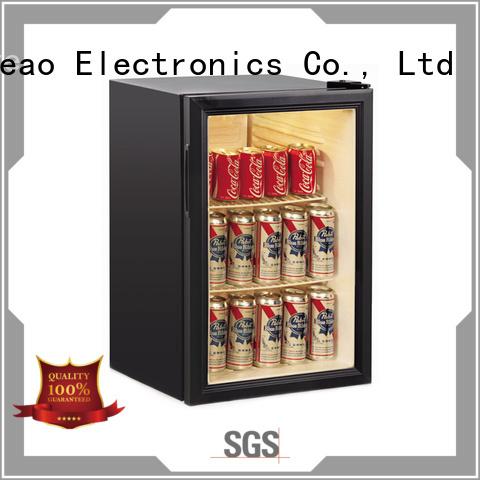 Jingeao fridge commercial display fridges workshops for school
