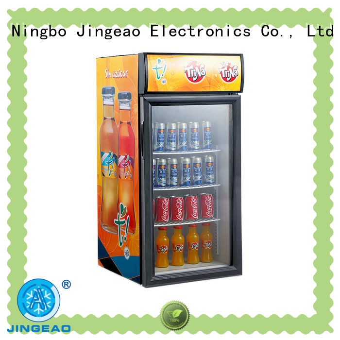 popular commercial display fridges display management for market