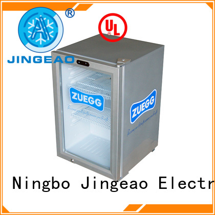 Jingeao display commercial beverage cooler type for store