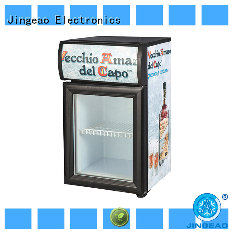 popular display chiller beverage environmentally friendly for company