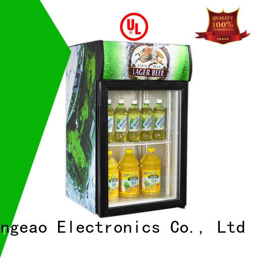 Jingeao display display chiller certifications for wine
