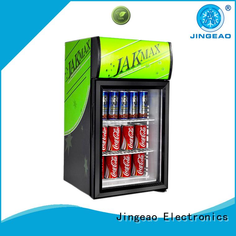 Jingeao display beer display cooler package