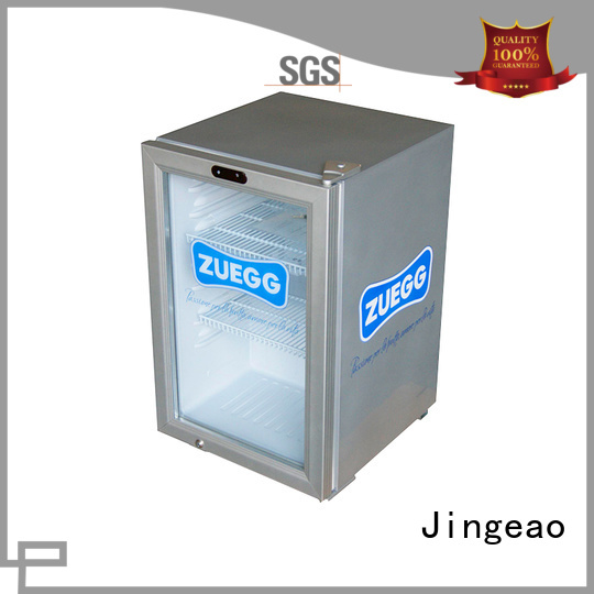 dazzing beverage display fridge environmentally friendly for wine Jingeao