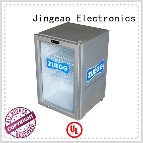 display Display Cooler marketing for supermarket Jingeao