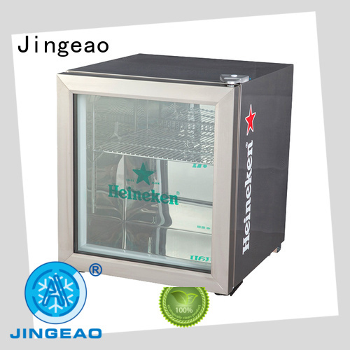 Jingeao display commercial display refrigerator sensing