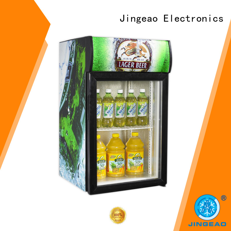 Jingeao high-reputation Display Cooler for-sale for store