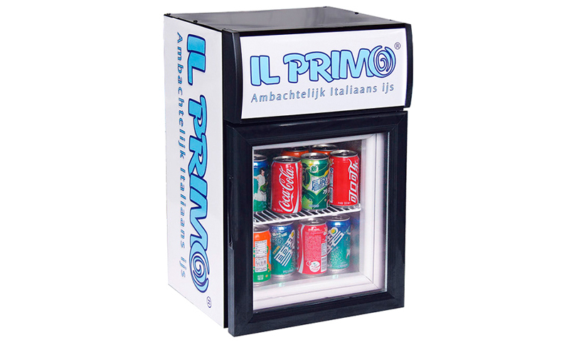 Jingeao cooler display refrigerator for store