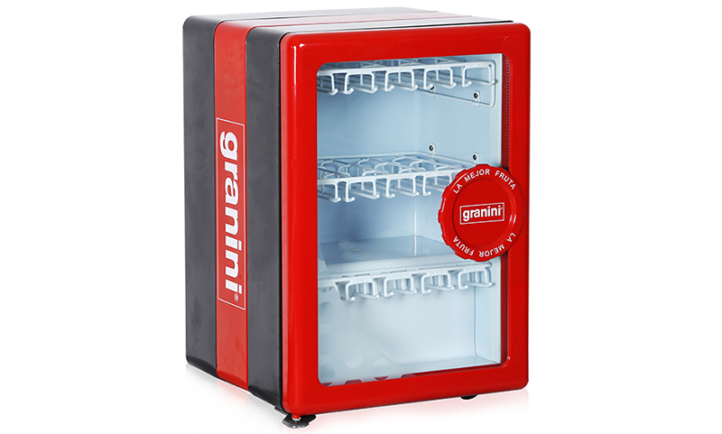 Jingeao fridge display chiller research for wine